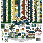 Echo Park - Adventure Awaits Collection - 12 x 12 Collection Kit