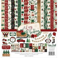 Echo Park - A Cozy Christmas Collection - 12 x 12 Collection Kit