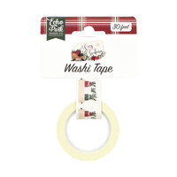 Echo Park - A Cozy Christmas Collection - Decorative Tape - Holiday Jars