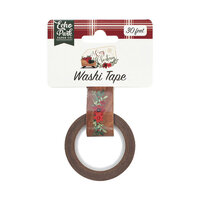 Echo Park - A Cozy Christmas Collection - Decorative Tape - Floral Swag