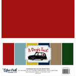 Echo Park - A Dog's Tail Collection - 12 x 12 Paper Pack - Solids