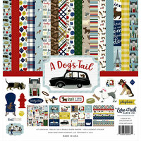Echo Park - A Dog's Tail Collection - 12 x 12 Collection Kit