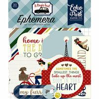 Echo Park - A Dog's Tail Collection - Ephemera