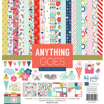 Echo Park - Anything Goes Collection - 12 x 12 Collection Kit