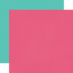Echo Park - Anything Goes Collection - 12 x 12 Double Sided Paper - Pink