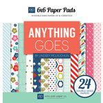 Echo Park - Anything Goes Collection - 6 x 6 Paper Pad