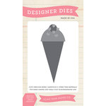 Echo Park - Anything Goes Collection - Designer Dies - Ice Cream Cone