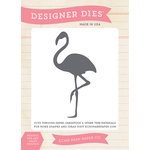 Echo Park - Anything Goes Collection - Designer Dies - Flamingo