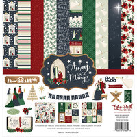 Echo Park - Christmas - Away In A Manger Collection - 12 x 12 Collection Kit