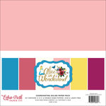 Echo Park - Alice in Wonderland Collection - 12 x 12 Paper Pack - Solids