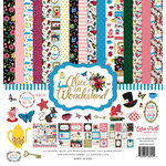 Echo Park - Alice in Wonderland Collection - 12 x 12 Collection Kit