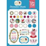 Echo Park - Alice in Wonderland Collection - Decorative Brads
