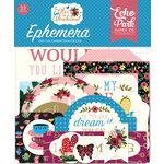 Echo Park - Alice in Wonderland Collection - Ephemera