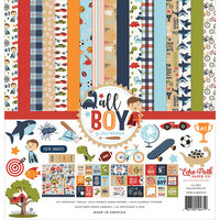 Echo Park - All Boy Collection - 12 x 12 Collection Kit