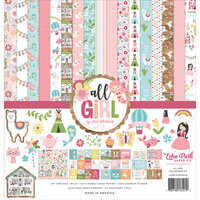 Echo Park - All Girl Collection - 12 x 12 Collection Kit