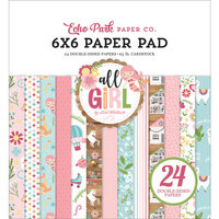 Echo Park - All Girl Collection - 6 x 6 Paper Pad