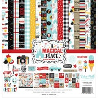 Echo Park - A Magical Place Collection - 12 x 12 Collection Kit