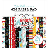 Echo Park - A Magical Place Collection - 6 x 6 Paper Pad