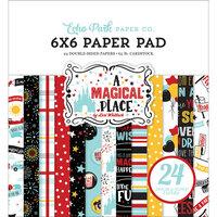 Echo Park - A Magical Place Collection - 6 x 6 Paper Pad