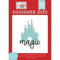 Echo Park - A Magical Place Collection - Designer Dies - Castle