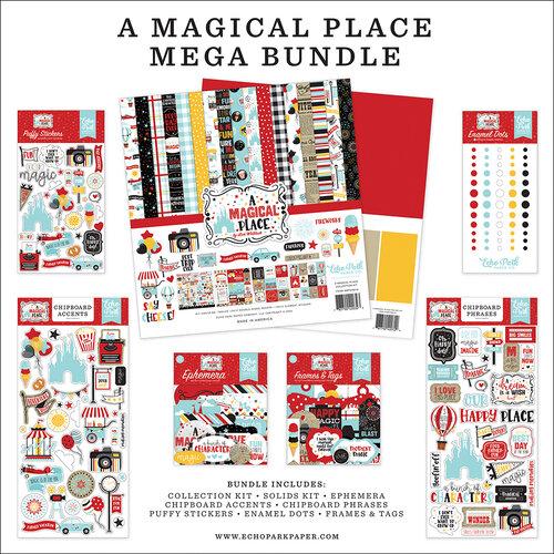 Echo Park - A Magical Place Collection - 12 x 12 Mega Bundle