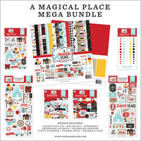 Echo Park - A Magical Place Collection - 12 x 12 Mega Bundle