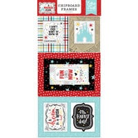 Echo Park - A Magical Place Collection - Chipboard Embellishments - Frames