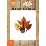 Echo Park - A Perfect Autumn Collection - Designer Dies - Leaves and Acorn
