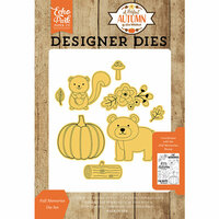 Echo Park - A Perfect Autumn Collection - Designer Dies - Fall Memories