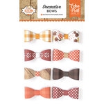 Echo Park - A Perfect Autumn Collection - Decorative Bows