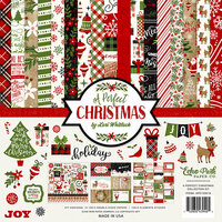 Echo Park - A Perfect Christmas Collection - 12 x 12 Collection Kit