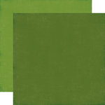 Echo Park - A Perfect Christmas Collection - 12 x 12 Double Sided Paper - Light Green