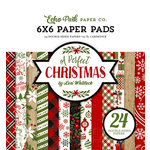Echo Park - A Perfect Christmas Collection - 6 x 6 Paper Pad