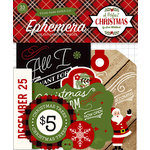 Echo Park - A Perfect Christmas Collection - Ephemera