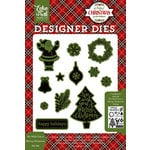 Echo Park - A Perfect Christmas Collection - Designer Dies - We Wish You A Merry Christmas