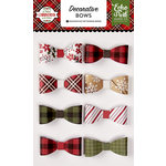 Echo Park - A Perfect Christmas Collection - Decorative Bows
