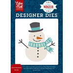 Echo Park - A Perfect Winter Collection - Designer Dies - Sweet Snowman