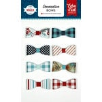 Echo Park - A Perfect Winter Collection - Decorative Bows