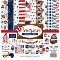Echo Park - America The Beautiful Collection - 12 x 12 Collection Kit