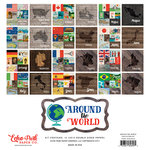 Echo Park - Around The World Collection - 12 x 12 Collection Kit