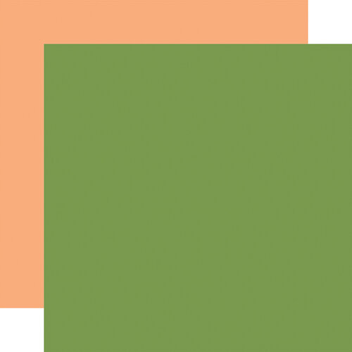 Echo Park - Baby Boy Collection - 12 x 12 Double Sided Paper - Green