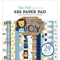 Echo Park - Baby Boy Collection - 6 x 6 Paper Pad