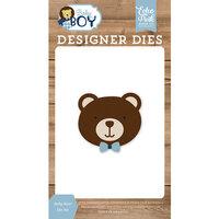 Echo Park - Baby Boy Collection - Designer Dies - Baby Bear