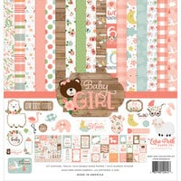 Echo Park - Baby Girl Collection - 12 x 12 Collection Kit
