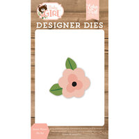 Echo Park - Baby Girl Collection - Decorative Dies - Sweet Flower