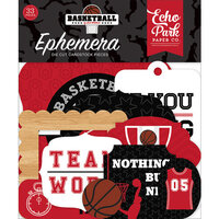 Echo Park - Basketball Collection - Ephemera