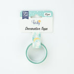 Echo Park - Hello Baby Boy Collection - Decorative Tape - Sleep Tight