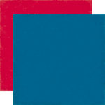 Echo Park - Birthday Collection - Boy - 12 x 12 Double Sided Paper - Blue