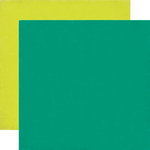 Echo Park - Birthday Collection - Boy - 12 x 12 Double Sided Paper - Green