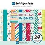 Echo Park - Birthday Collection - Boy - 6 x 6 Paper Pad